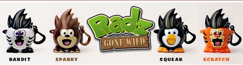 Radz Gone Wild