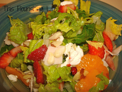 Sweet Almond Salad