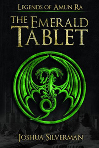 The Emerald Tablet Book Tour