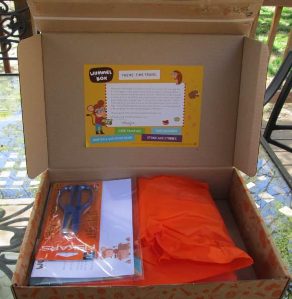 Wummelbox Time Travel Kit