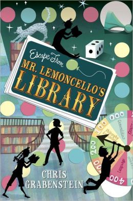 Summer Reading List: Escape from Lemoncello Library