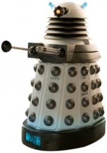 Doctor Who Dalek Alarm Clock