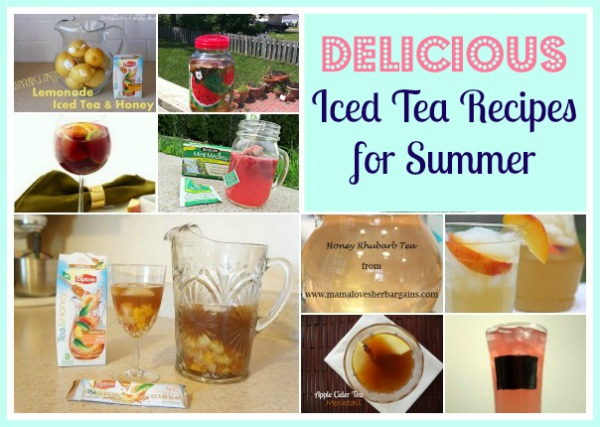 Iced Tea recipes