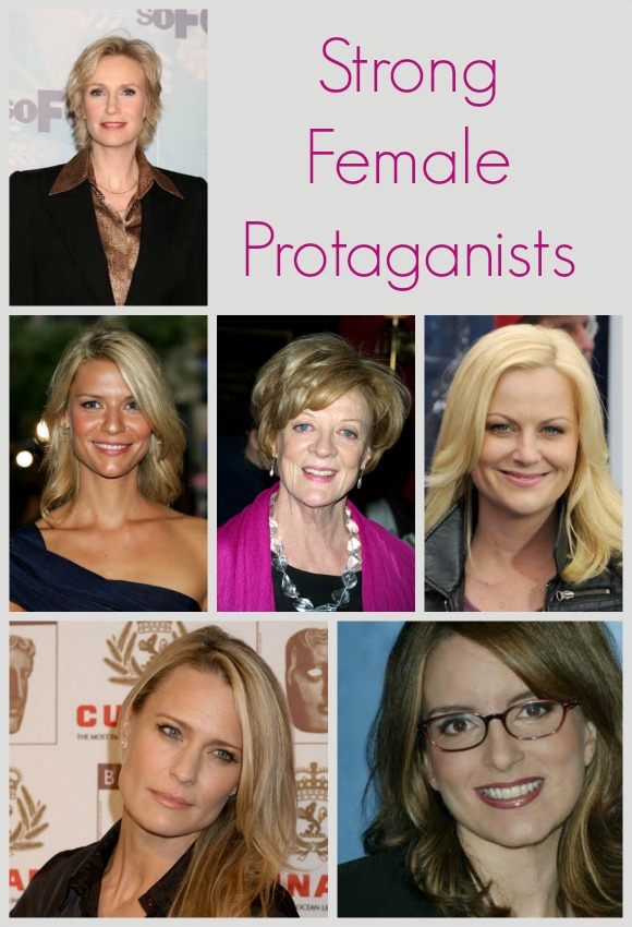 Female Protaganists