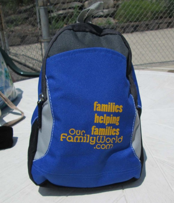 Help Families and Keep Your Cool with OurFamilyWorld Mini-Cooler Sling Bags! #HelpFamilies