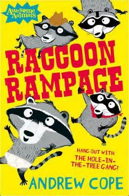 Awesome Animals: Racoon Rampage