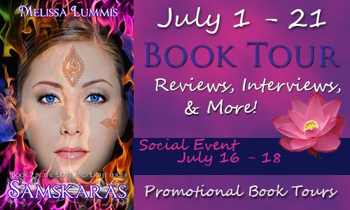Samskaras Book Tour Banner