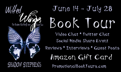 Wilted Wings Book Tour Banner