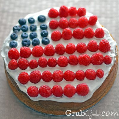 flag-cheesecake