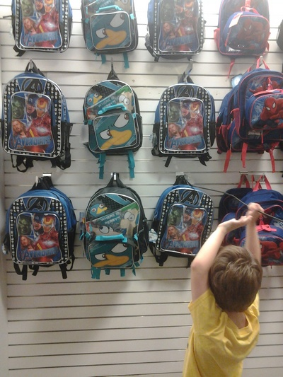 JCPenney back to school backpacks deals