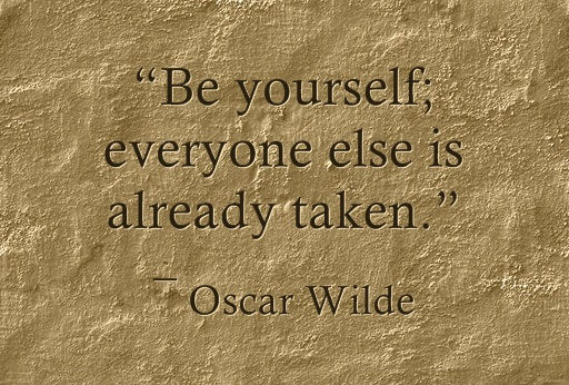 Be yourself everyone The Twitter Guide for Non-Tweeters: Promoting Your Blog on Twitter When It's Just Not Your Thing