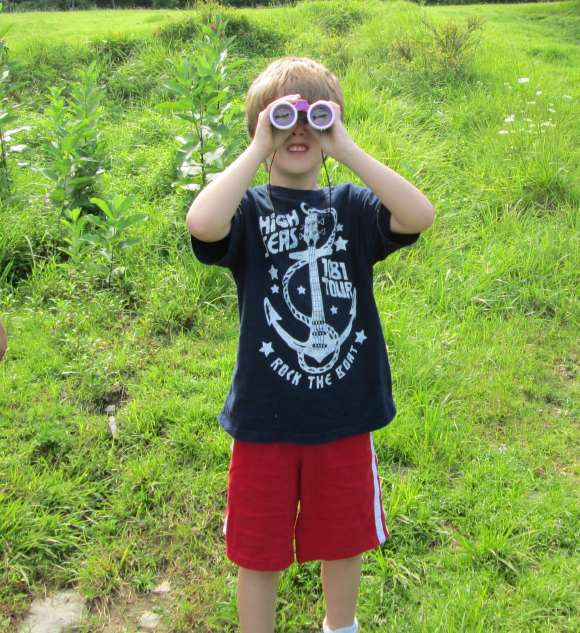 Explore Nature with Nancy B's Science Club Binoculars