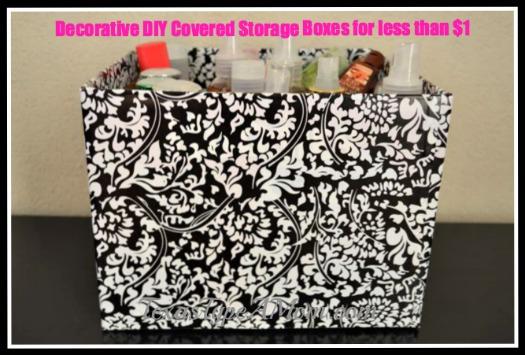 Covered-Organization-Storage-Box