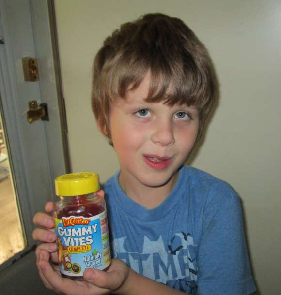 Make L'il Critters Gummy Vites Part of Your Kids' Healthy Routine!