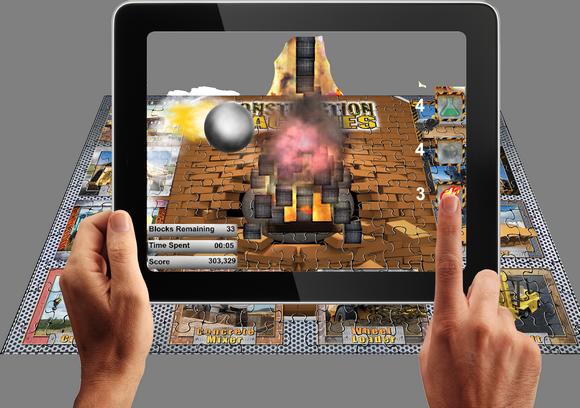 Popar Interactive 3D Puzzle