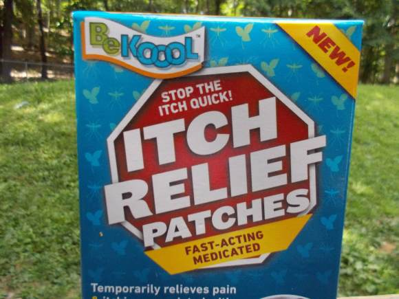Be Kool Itch Relief