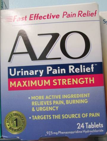 AZO Urinary Pain