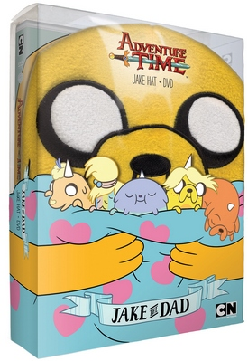 Adventure Time Jake The Dad DVD