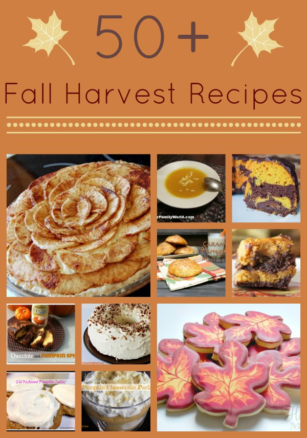 Fall Harvest Recipes