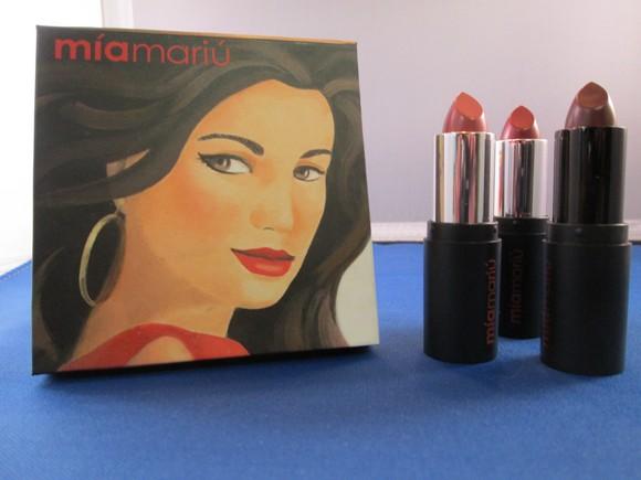 Mia Mariu Mineral Makeup