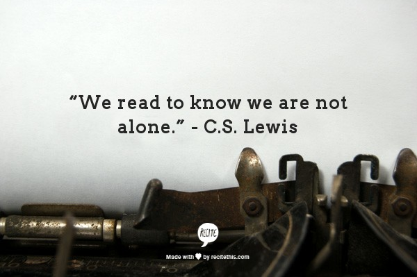Book Quotes C. S. Lewis