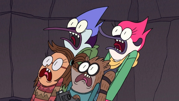 Regular Show Fright Pack