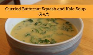 Squash Kale Soup
