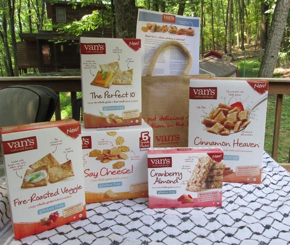 Van's Natural Foods