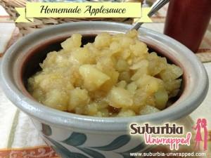 homemade-applesauce
