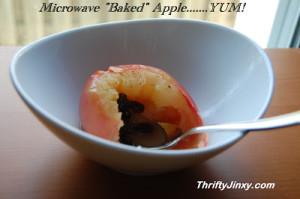 microwave-baked-apple