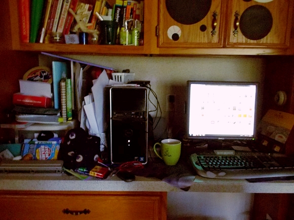 Before my HP Envy Rove Intel All-In-One PC!