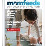 Weight Watchers MomFeeds Keeps Busy Moms in the Know + Cookbook Giveaway