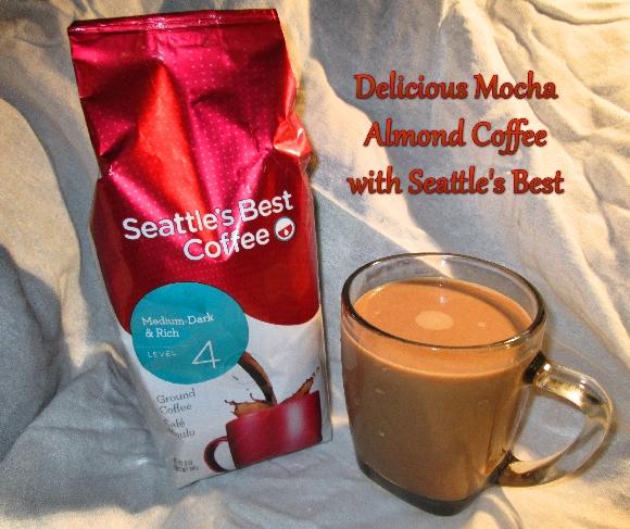 Seattle's Best Mocha Almond Coffee Recipe