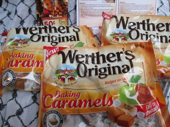 Werther's Originals Baking Caramels