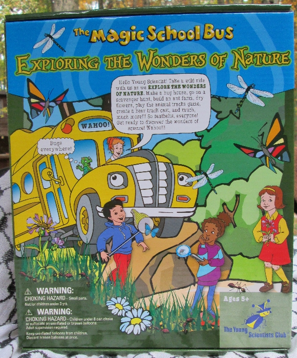 Young Scientist Club Magic School Bus Wonders of Nature