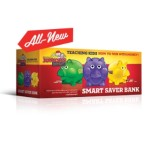 Give the Gift of Money Smarts with Dave Ramsey Junior Smart Saver Bank