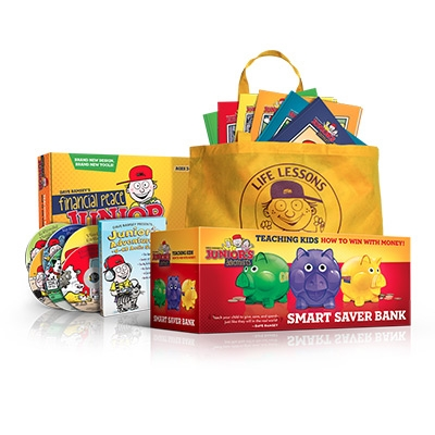 Junior Smart Saver Monster Pack