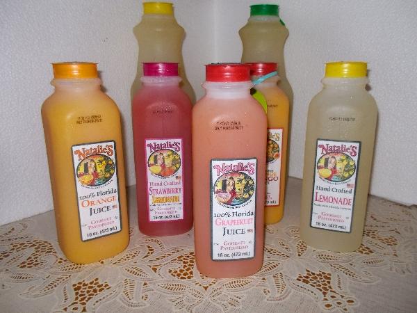 Natalies Juice
