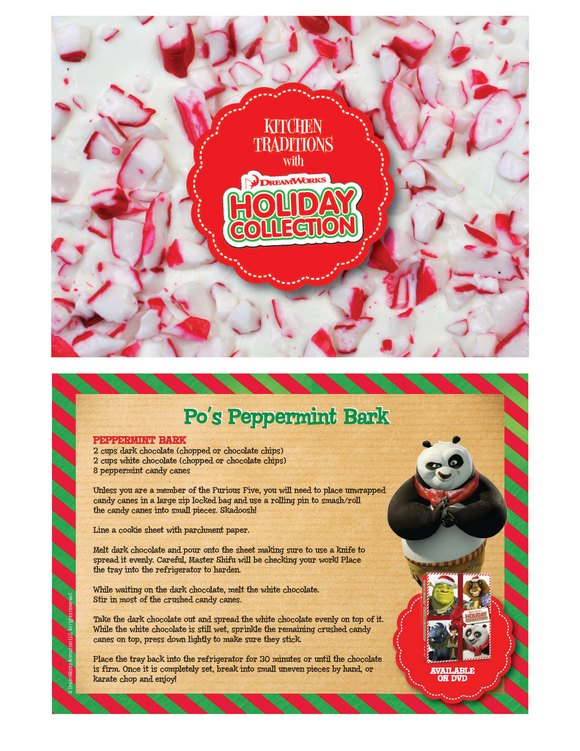 Po's Peppermint Bark