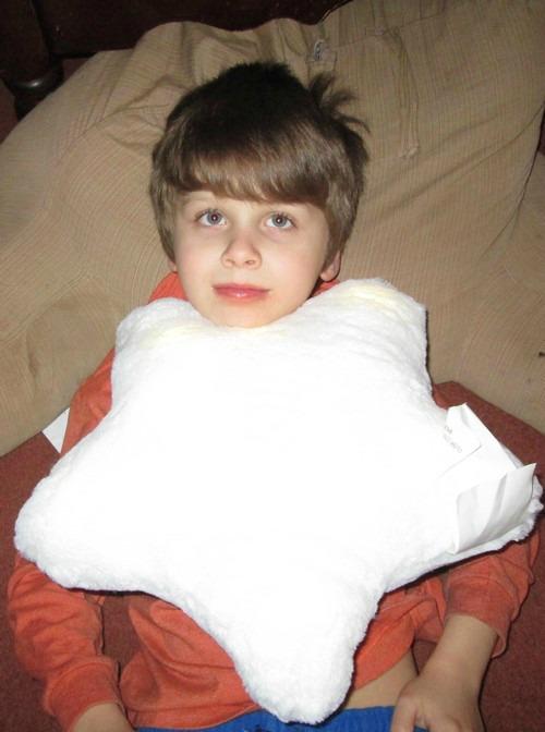 Bright Light Pillow Gift for Kids