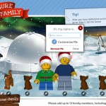LEGO Minifigure Holiday Fun: Make Your Own MiniFigure Family!
