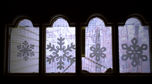 Martha Stewart  Holiday Snowflakes