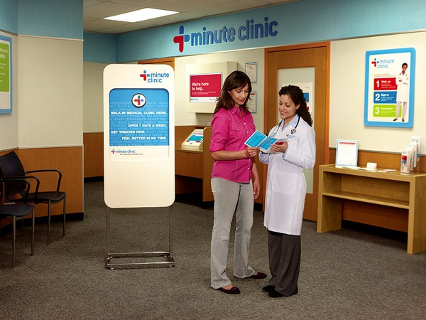 CVS Minute Clinic