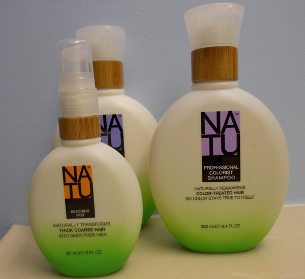 NATU Hair Care Products