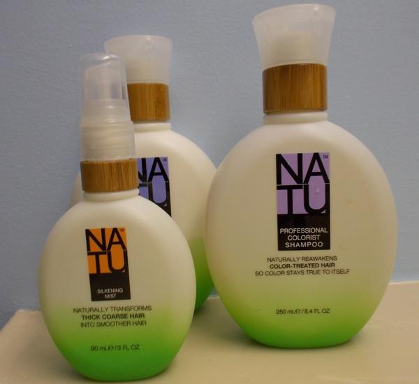 NATU Hair Care Products