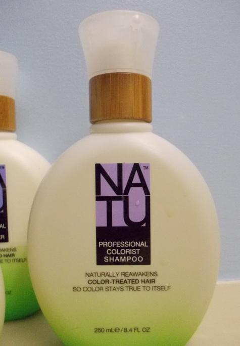 NATU Natural Hair Care Products