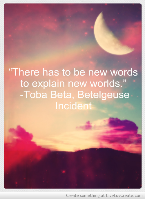 New Quotes about Newness