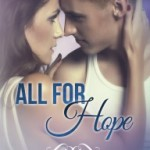 "All for Hope Cover Reveal Party Event: Chance to win Prizes and ""Meet"" the Author!"