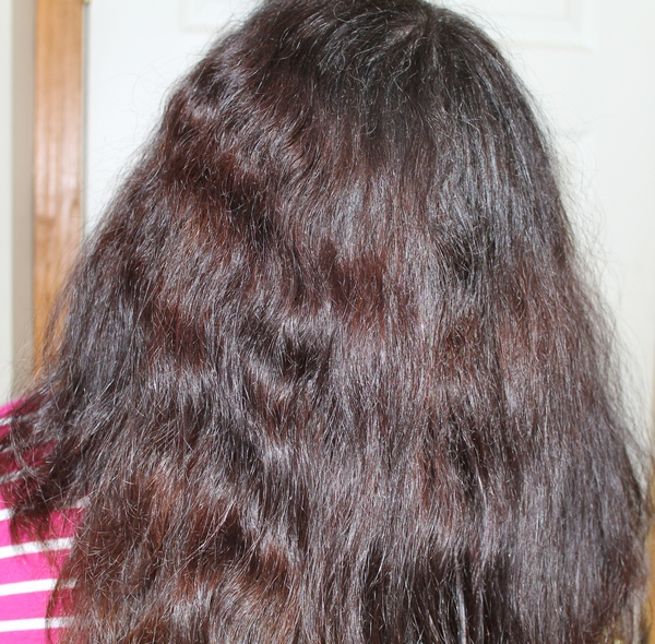 Before Karmin Titanium Professional Hair Flat Iron