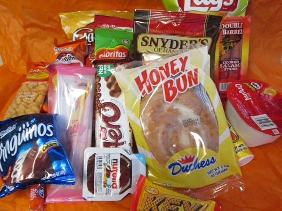 MunchPak Snack Box